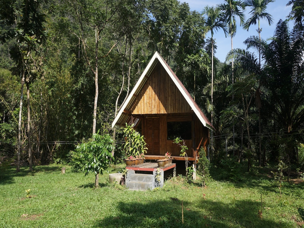 Exterior, Khao Sok Jungle Resort