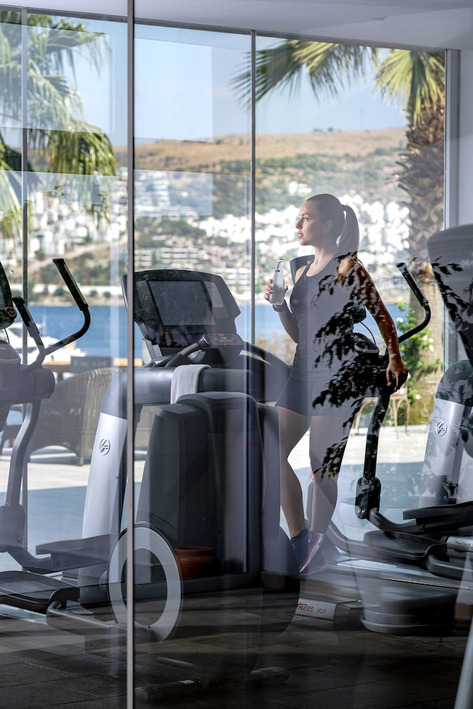 Fitness Facility, Cape Bodrum Beach Resort