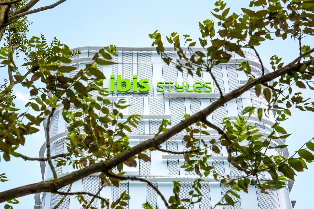 Front of Property, Ibis Styles Paris Charles de Gaulle Airport