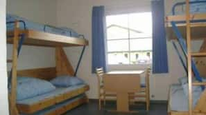 1 Schlafzimmer, kostenlose Babybetten, kostenloses WLAN