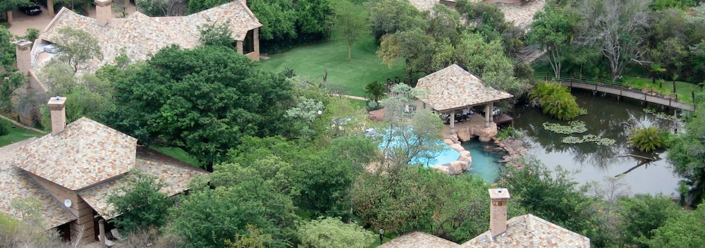 Aerial View, Lejwe La Metsi Game Farm Pty Ltd