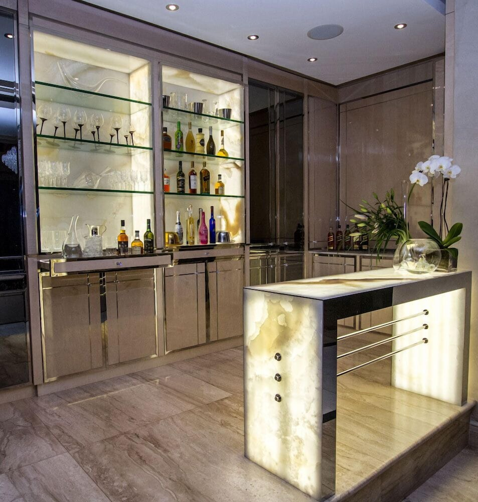Minibar, Lejwe La Metsi Game Farm Pty Ltd