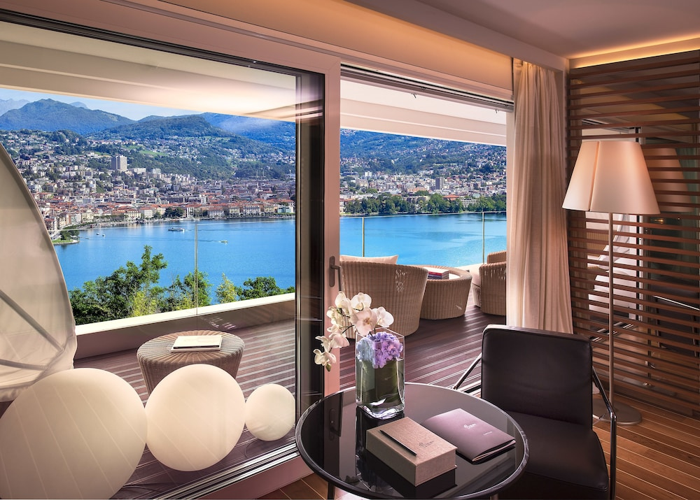 Featured Image, The View Lugano
