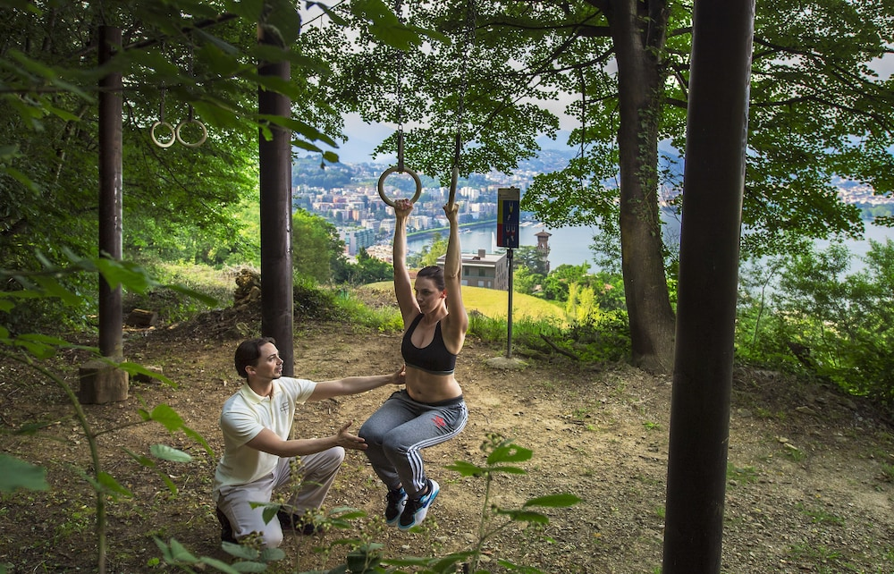 Fitness Facility, The View Lugano