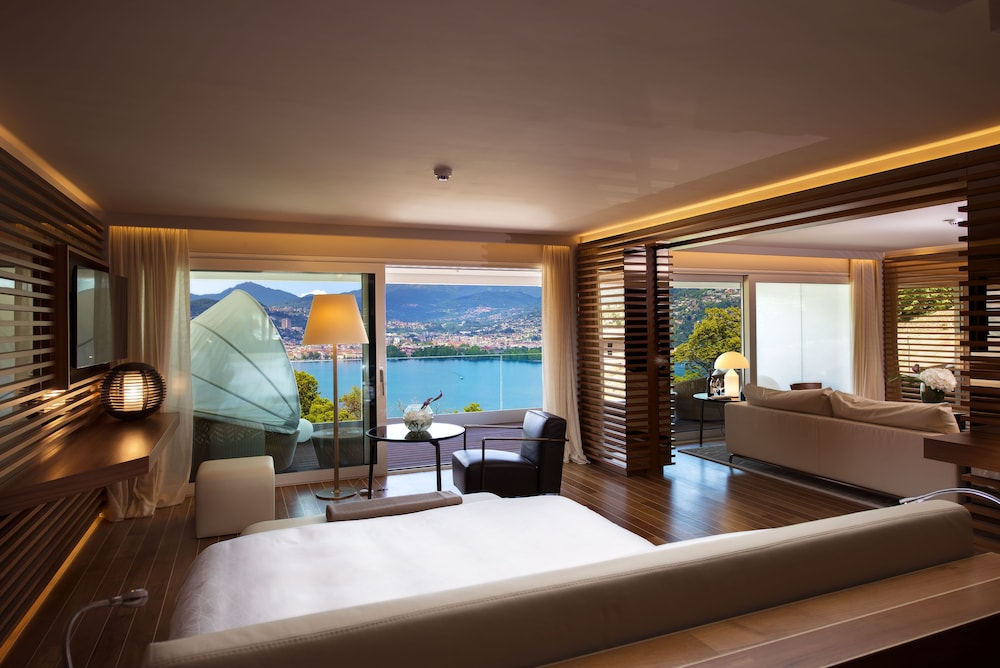 Living Area, The View Lugano