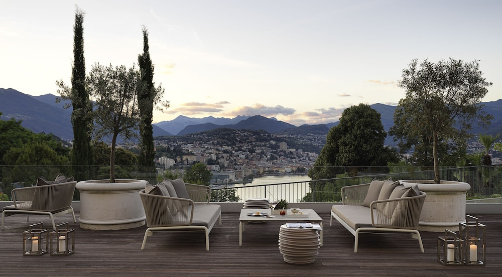 View from Property, The View Lugano