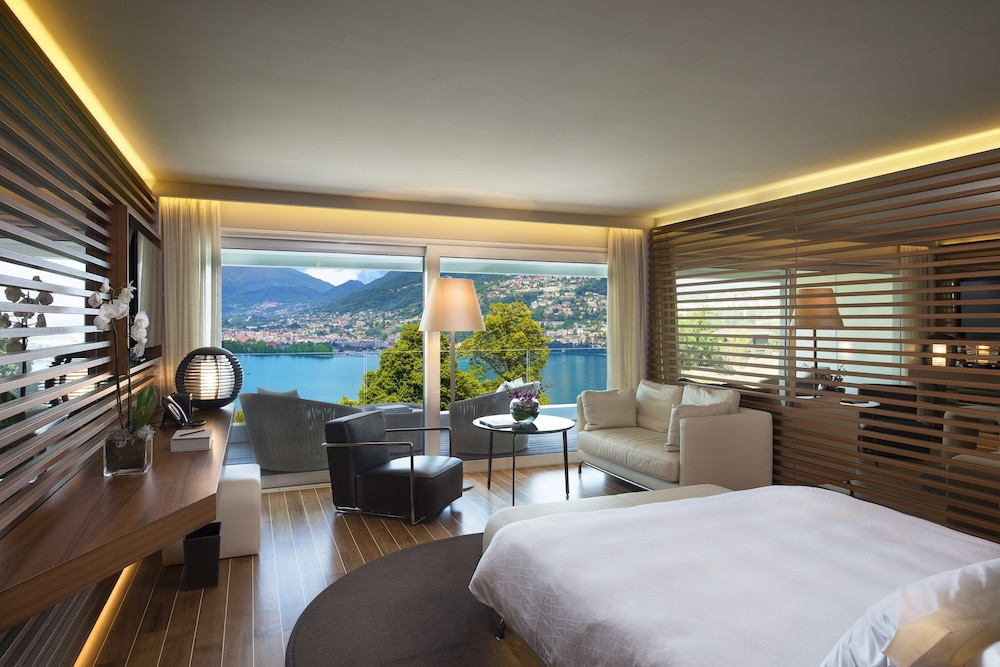 Room, The View Lugano
