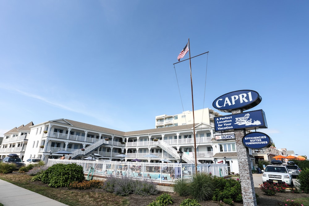 Capri Motor Lodge Cape May Usa