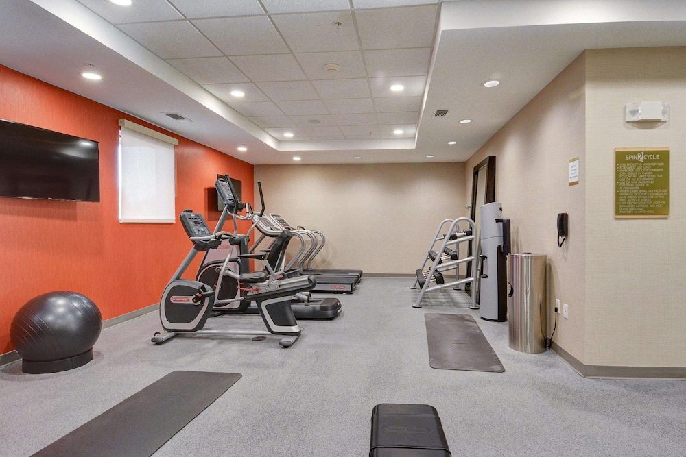 Fitness Facility, Home2 Suites by Hilton Irving / DFW Airport North