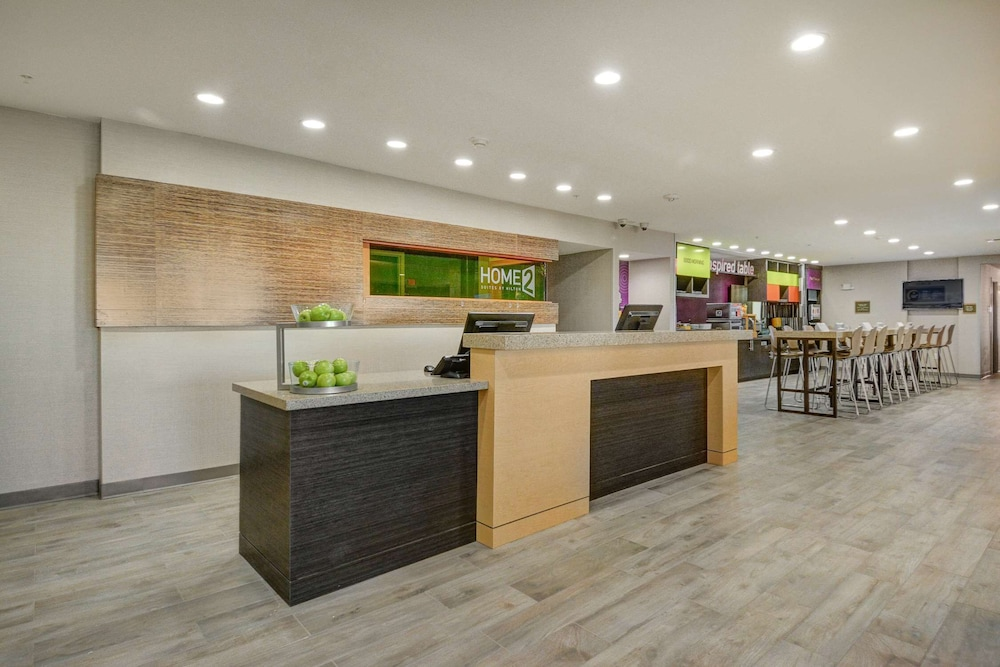 Reception, Home2 Suites by Hilton Irving / DFW Airport North
