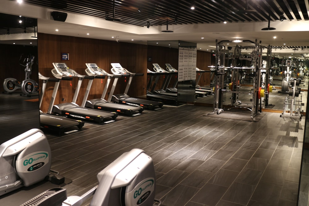Fitness Facility, Hotel Midtown Richardson