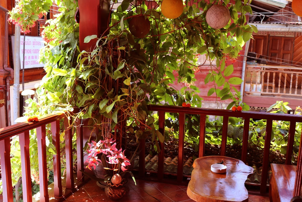 Balcony, Apple Guesthouse