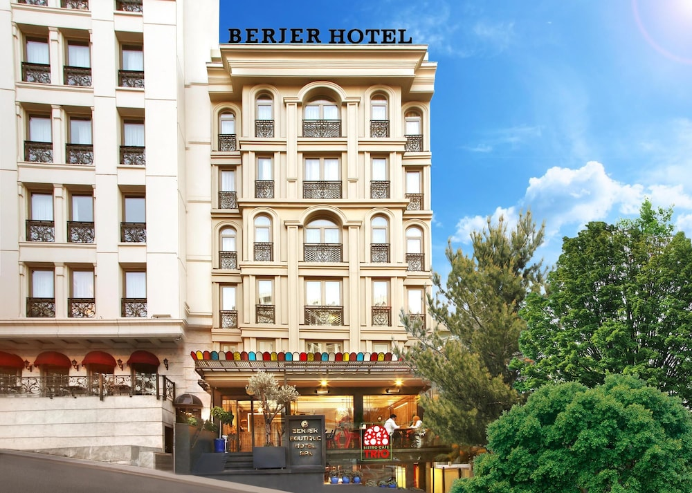 Berjer boutique hotel spa boutique class istanbul for Boutique spa hotels uk