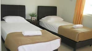 Iron/ironing board, rollaway beds, free WiFi, wheelchair access