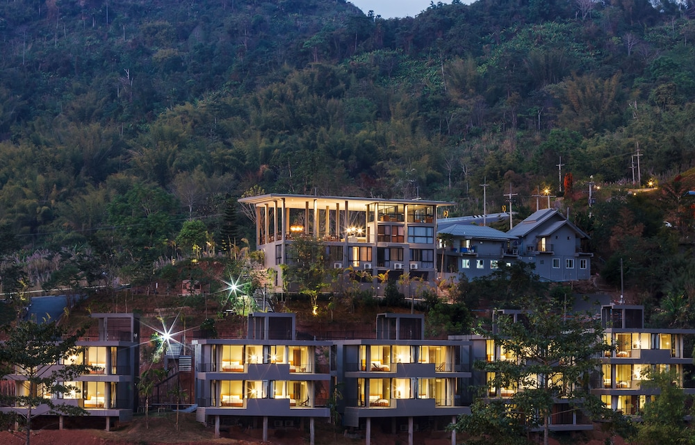 Front of Property - Evening/Night, Sirinati Khao Kho National Park - Adult Only