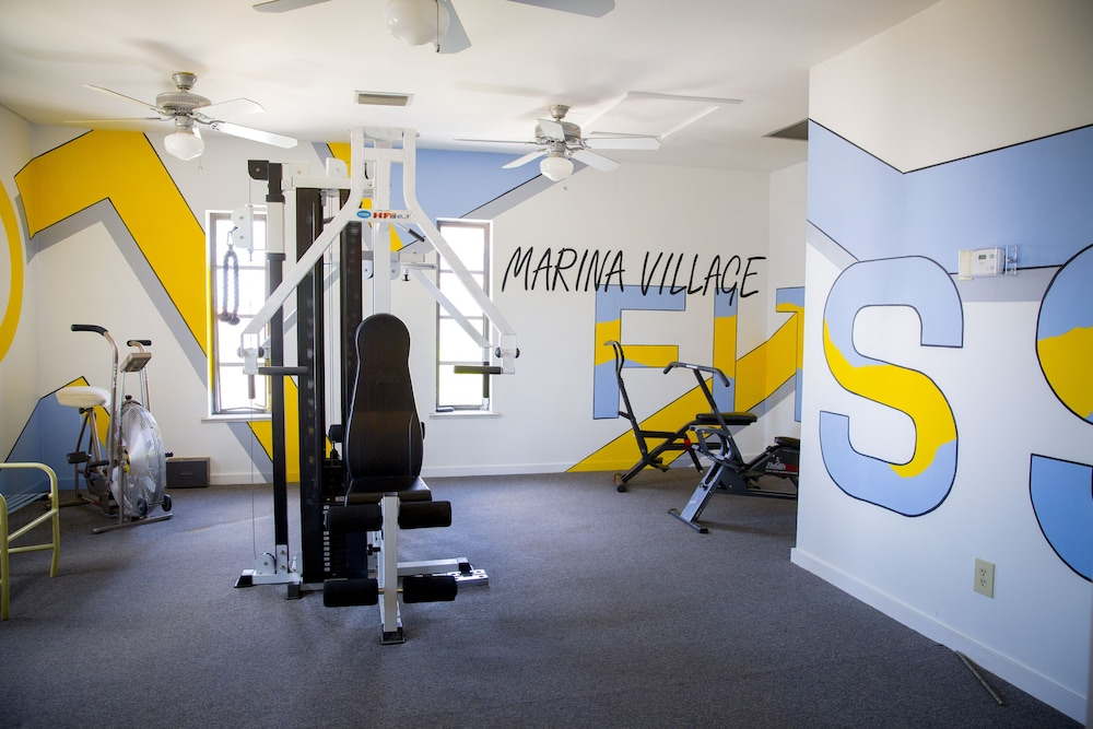 Gym, Marina Village at Snug Harbor