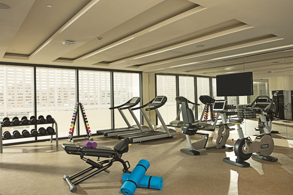 Gym, Breathless Cabo San Lucas - All Inclusive -Adults Only