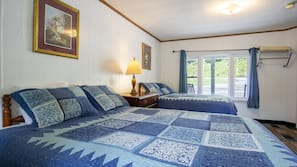 In-room safe, iron/ironing board, free rollaway beds, bed sheets