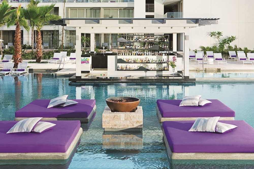 Outdoor Pool, Breathless Riviera Cancun Resort & Spa