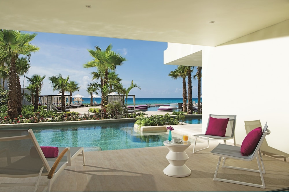 View from Room, Breathless Riviera Cancun Resort & Spa