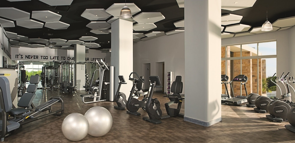 Fitness Facility, Breathless Riviera Cancun Resort & Spa