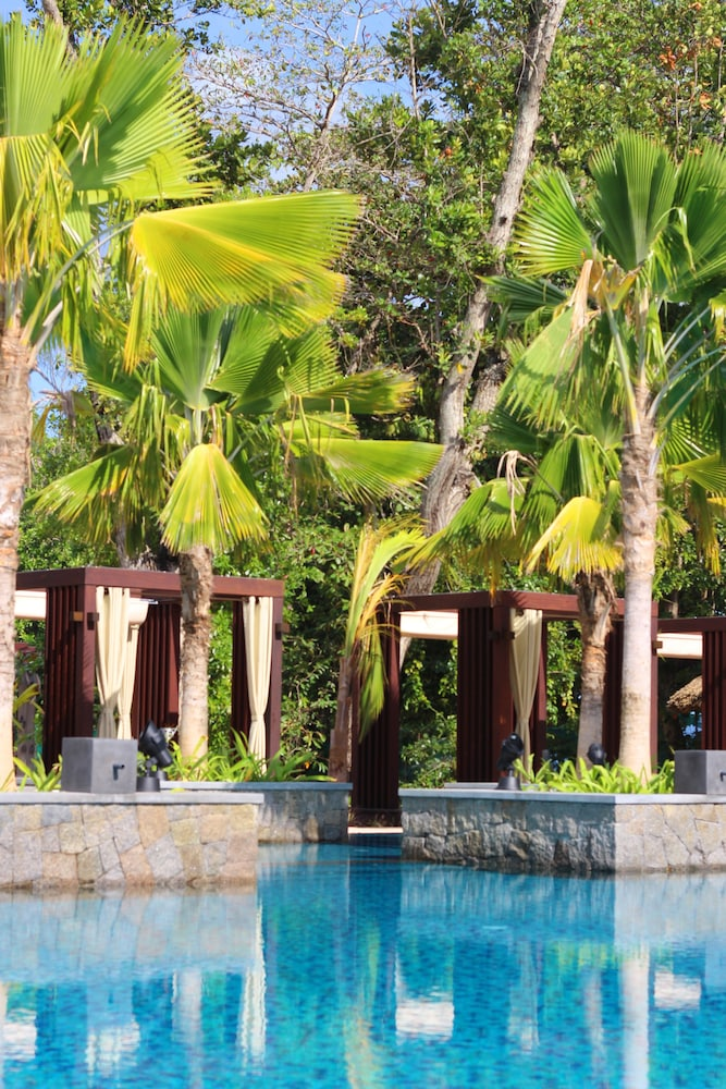 the h resort beau vallon beach mah avis photos notes. Black Bedroom Furniture Sets. Home Design Ideas