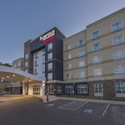 Fairfield Inn and Suites Kamloops