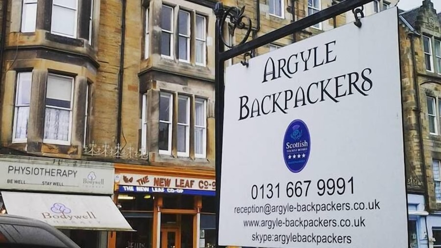 Argyle Backpackers