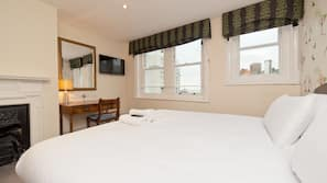 Free cots/infant beds, free WiFi, wheelchair access