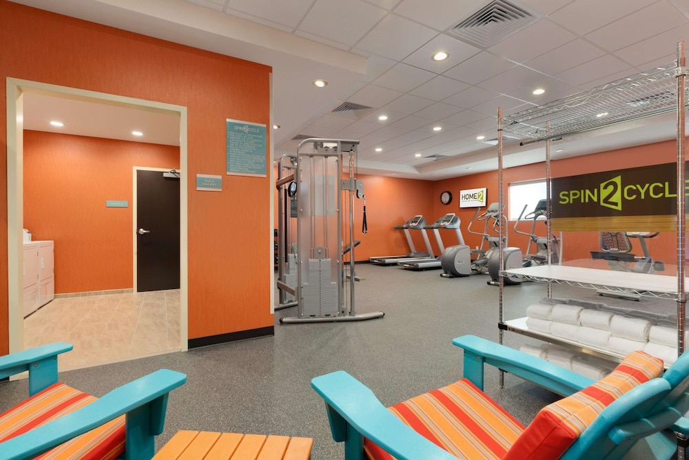 Fitness Facility, Home2Suites by Hilton Oklahoma City South