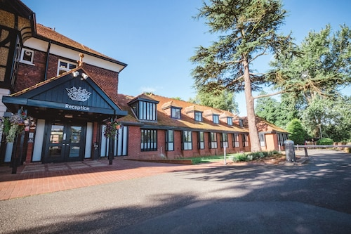 CIM Moor Hall Conference Centre