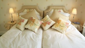 Individually decorated, individually furnished, cots/infant beds
