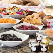 아침 식사 공간