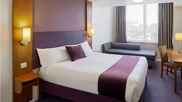 Premier Inn Plymouth City Centre Lockyers Quay
