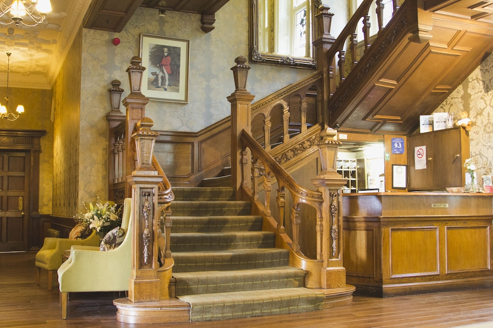 Staircase, Merewood Country House
