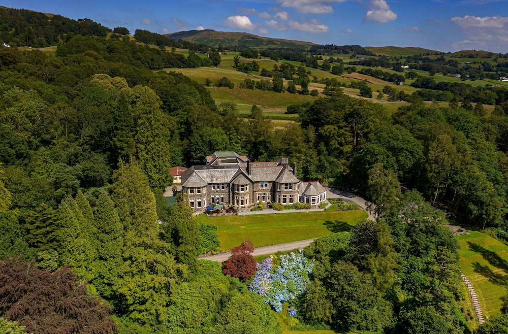 Aerial View, Merewood Country House