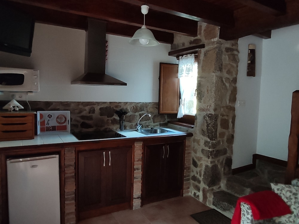 Private Kitchen, Apartamentos Rurales La Caviana