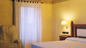 In-room safe, blackout drapes, free cribs/infant beds, rollaway beds
