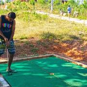 미니 골프
