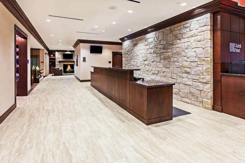 Lobby, Courtyard by Marriott Abilene Northeast