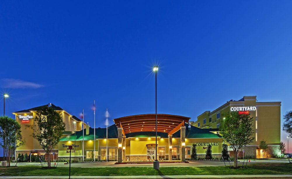 Front of Property, Courtyard by Marriott Abilene Northeast