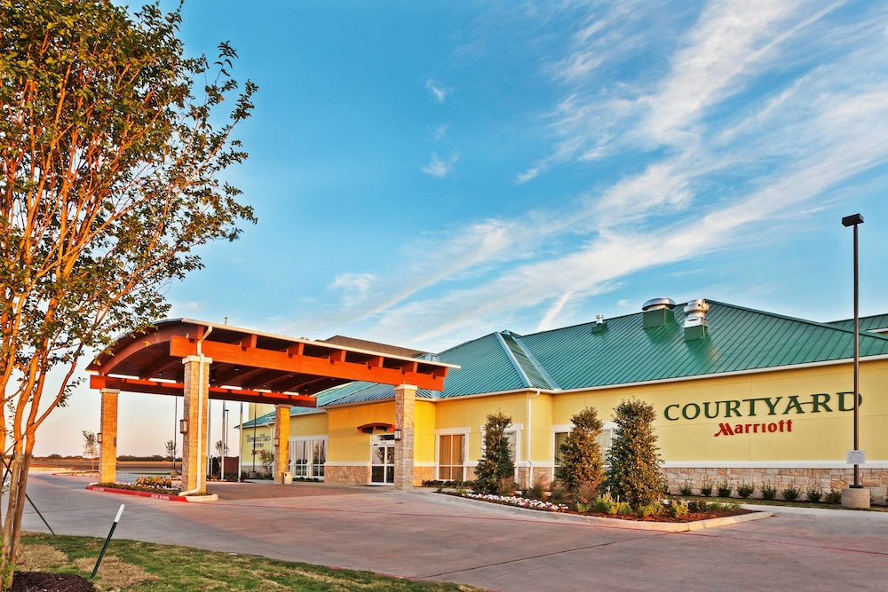 Exterior, Courtyard by Marriott Abilene Northeast