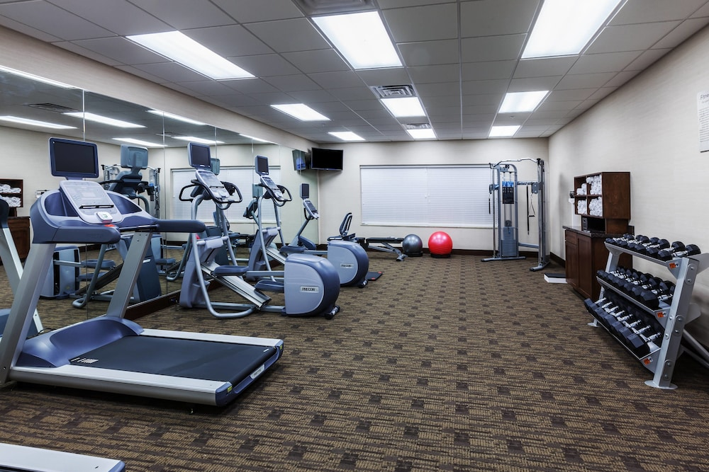 Fitness Facility, Courtyard by Marriott Abilene Northeast