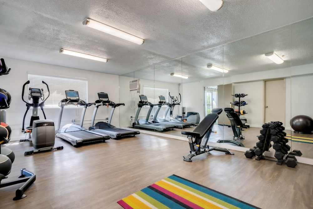 Fitness Facility, Downtowner Boutique Hotel