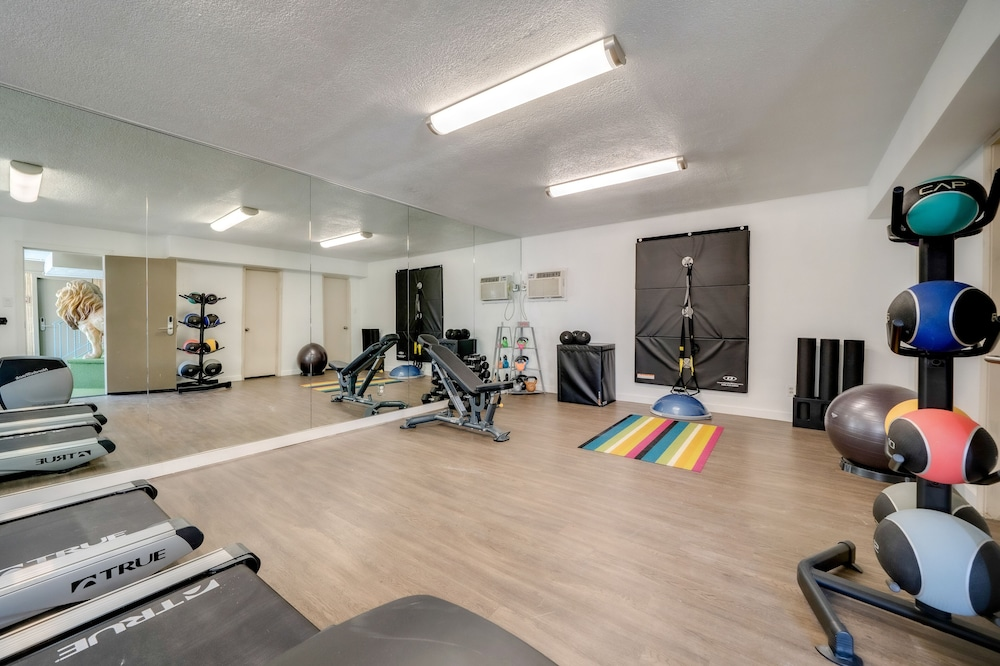 Gym, Downtowner Boutique Hotel
