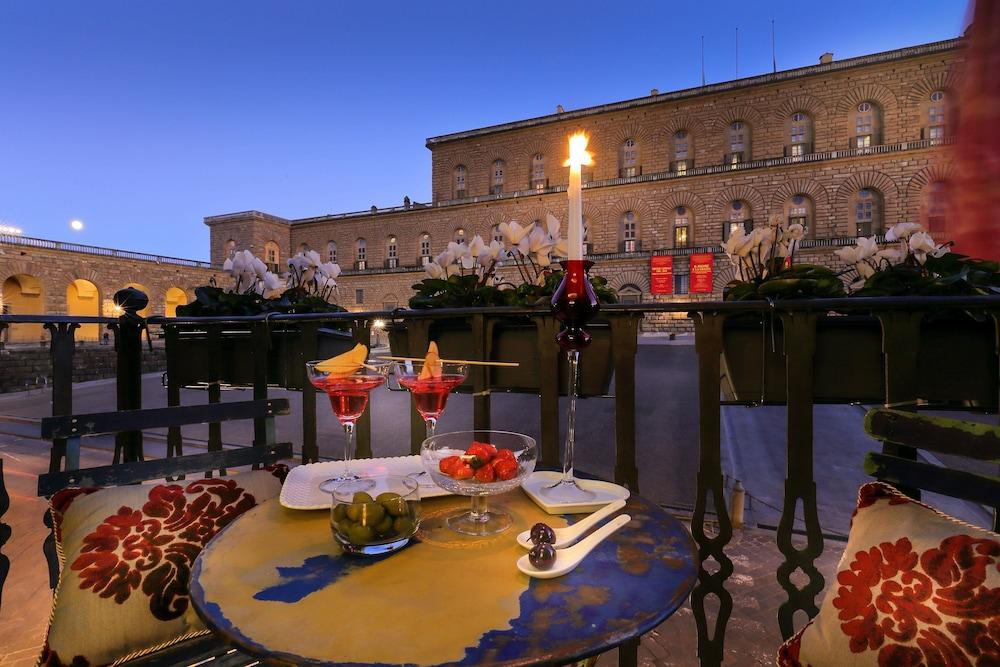 Hotel Pitti Palace Florenz