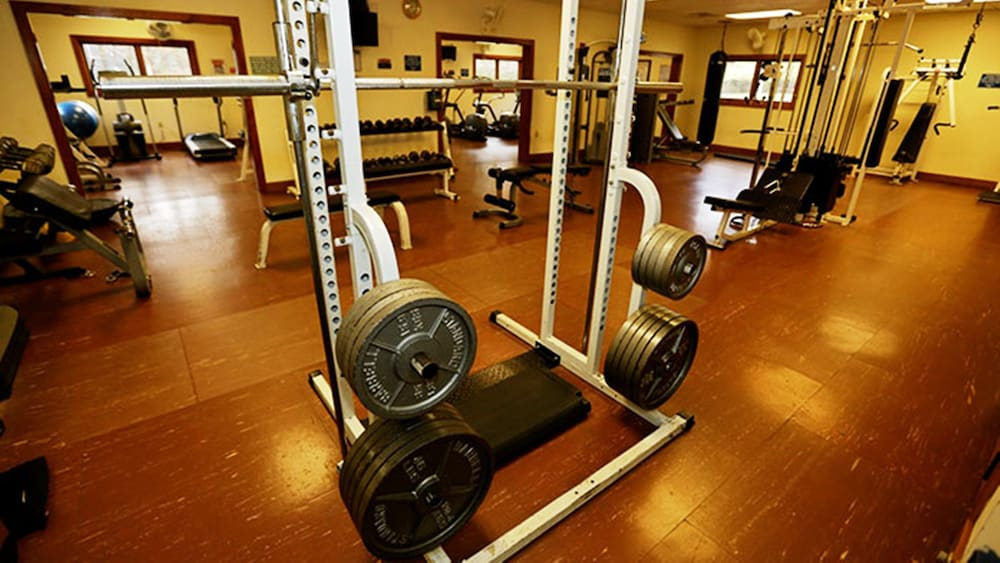 Fitness Facility, Fairway Forest Resort