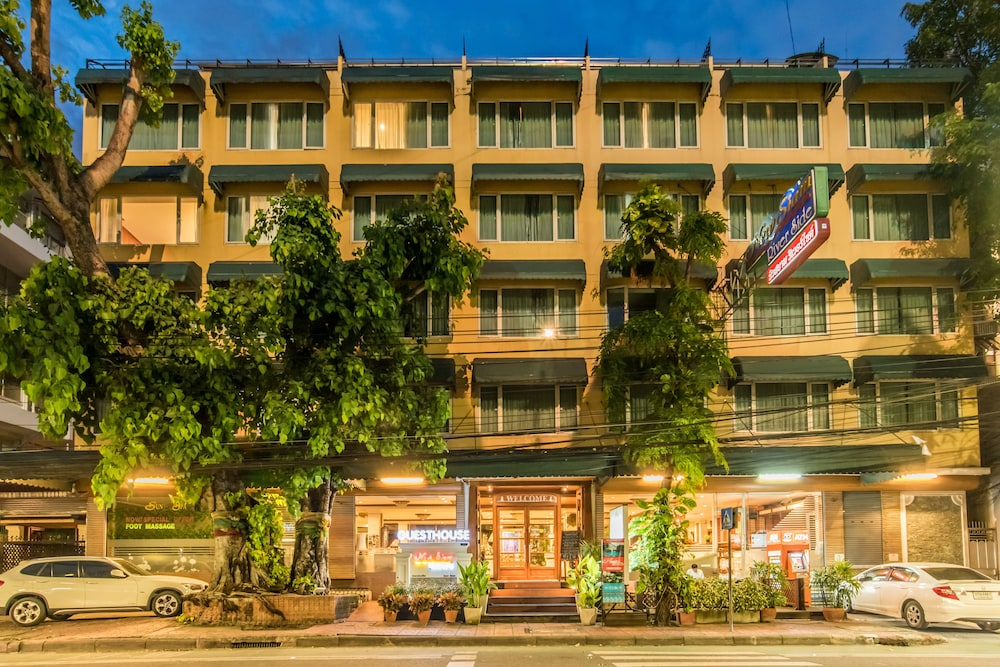 New Siam Riverside Hotel Bangkok