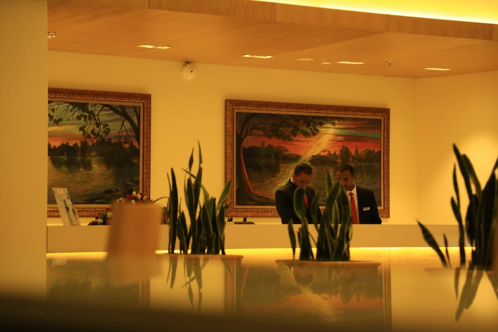 Reception, Ramada by Wyndham Addis Ababa