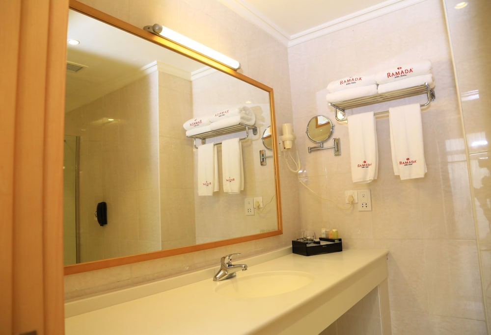 Bathroom, Ramada by Wyndham Addis Ababa